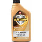 Oleo 10w40 SemiSintetico Gol C3 Palio Uno 308 Saveiro Havoline