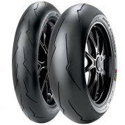 Par Pneu 190/50ZR17 + 120+70ZR17 Tl  Diablo Super Corsa V2 Pirelli
