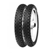 Par Pneu 80/100-14 + 60/100-17 MT15 Pirelli Biz Pop
