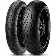 Par Pneu Cb 500 F Xj6 Ninja 650 120/70r17 + 170/60r17 Angel Gt Pirelli