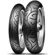 Par Pneu Yamaha Fazer 250 100/80-17 + 130/70-17 Sport Demon Pirelli