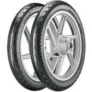 Par Pneu Cg Ybr Speed 150 275-18 + 90/90-18 St200 Vipal