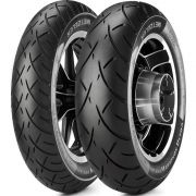 Par Pneu Harley-Davidson Dyna Low Rider 130/90b16 + 160/70b17 Tl Me888 Metzeler