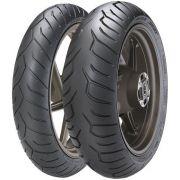 Par Pneu Honda Cb600 Hornet 120/70r17 + 180/55r17 Zr Tl Diablo Strada Pirelli