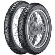 Par Pneu  NXR 150 Bross  Nx 350 Sahara Xl 250Rn 110/90-17 + 130/80-17 Tr300 Vipal