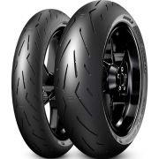 Par Pneu Panigale 1299 120/70r17 + 200/55r17 Zr Tl Diablo Rosso Corsa 2 Pirelli