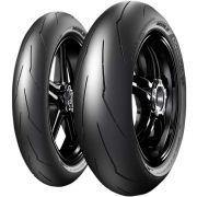 Par Pneu Panigale 1299 120/70r17 + 200/55r17 Zr Tl Diablo Supercorsa V3 Pirelli