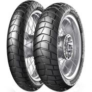 Par Pneu Tiger 800 Xr Dl 1000 V-Strom 110/80r19 + 150/70r17 Karoo Street Metzeler