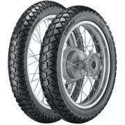 Par Pneu Xtz 125 Xr 200 R Xlr 125 410-18 + 80/90-21 Tr300 Vipal