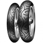Par Pneus 110/70-17 + 130/70-17 Tl Sport Demon Pirelli