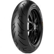 Pneu Fazer 250 Mais Largo 140/60r17 63h Tl Diablo Rosso II Pirelli