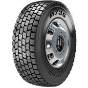 Pneu 295/80R22.5 152/148m M736 Tração Bridgestone