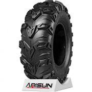 Pneu Quadriciclo 25x8r12 6pr Tl At12 Mud Rebel Arisun