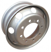 Roda Mercedes Benz 1113 Carreta 22.5 X 7,5 BZ0184  8 Furos Cônico Bz Automotive