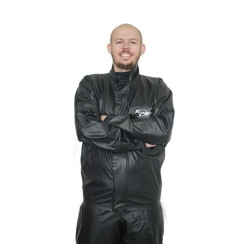 Capa de Chuva Motoqueiro Masculina Protercapas Tamanho EG