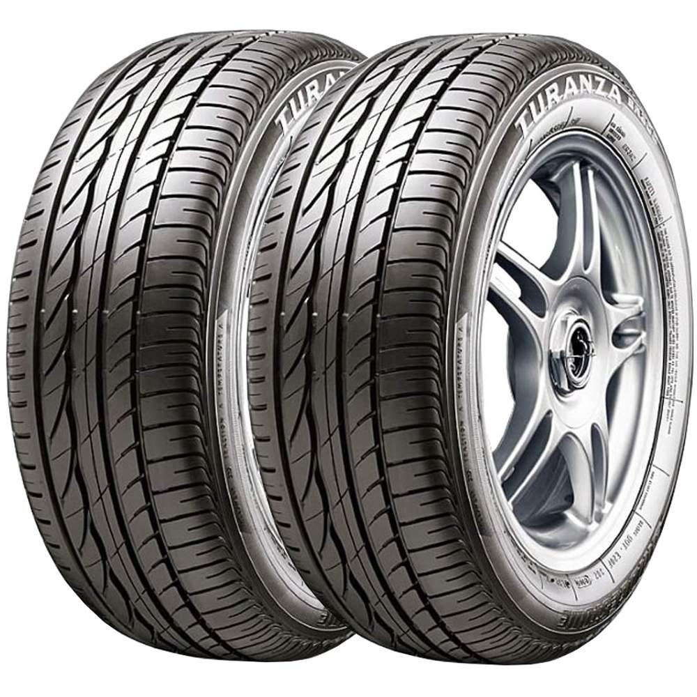 Combo 2 Pneus 185/60R15 84h Tubeless Turanza Er300 Bridgestone