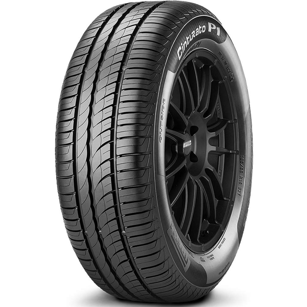 Combo 2 Pneus 185/65r15 92h Tubeless Cinturato P1 Pirelli