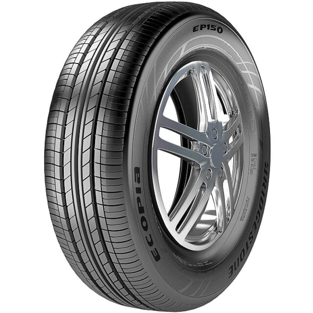 Combo 2 Pneus 195/60r15 88v Radial Tubeless Ecopia Ep150 Bridgestone