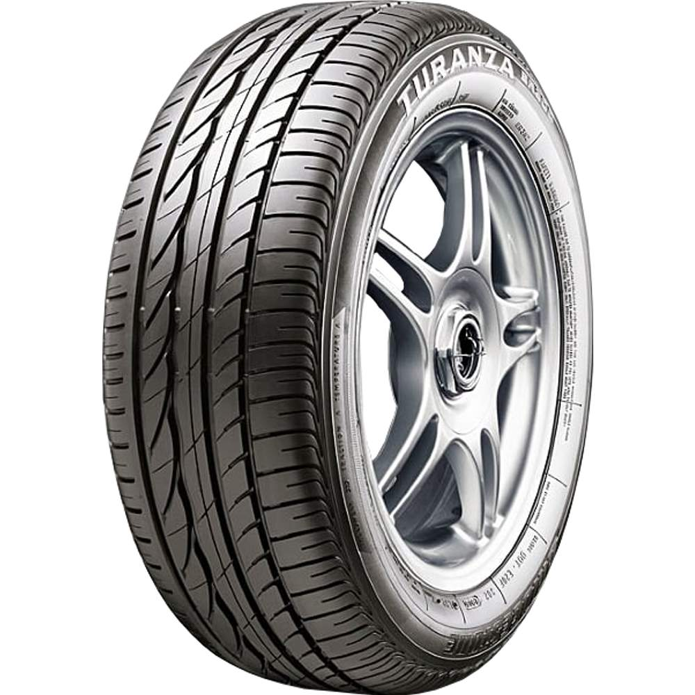 Combo 2 Pneus 205/55r16 91v Radial Tubeless Turanza Er300 Bridgestone