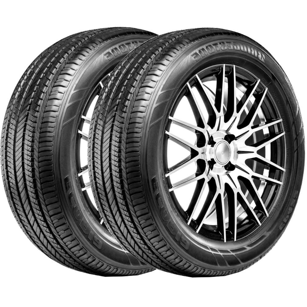Combo 2 Pneus 205/55r17 91h Ecopia Ep422 Plus Bridgestone
