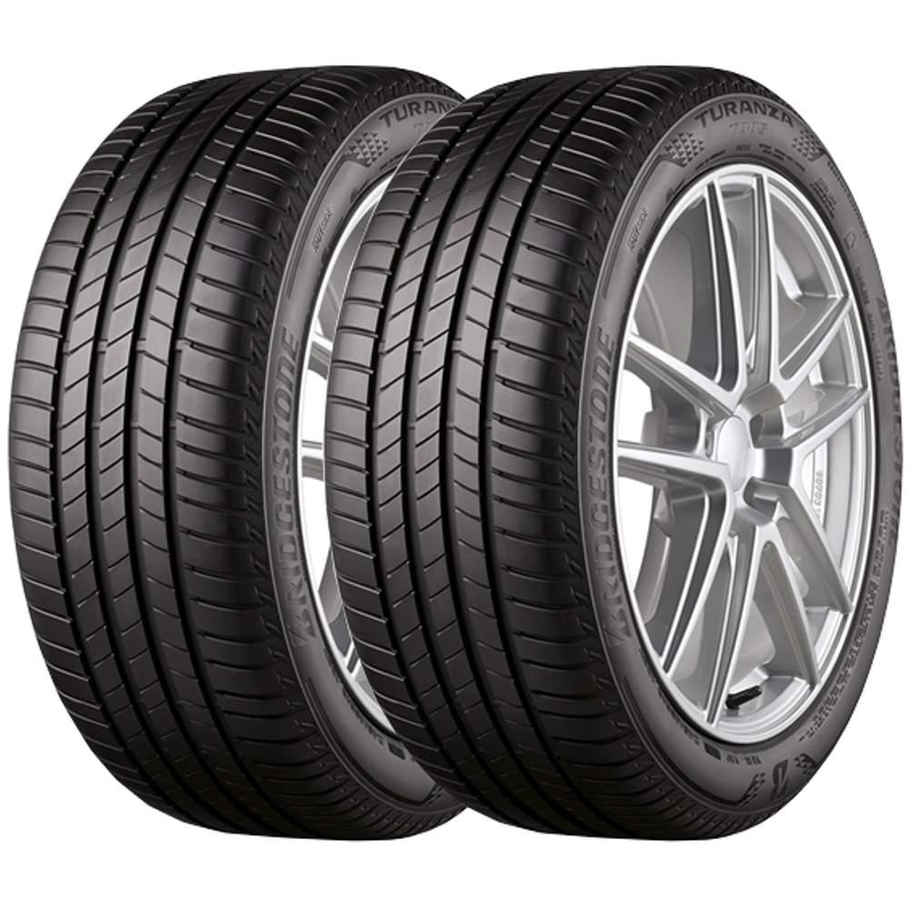 Combo 2 Pneus 225/50r17 94v Tubeless Turanza T005 Bridgestone