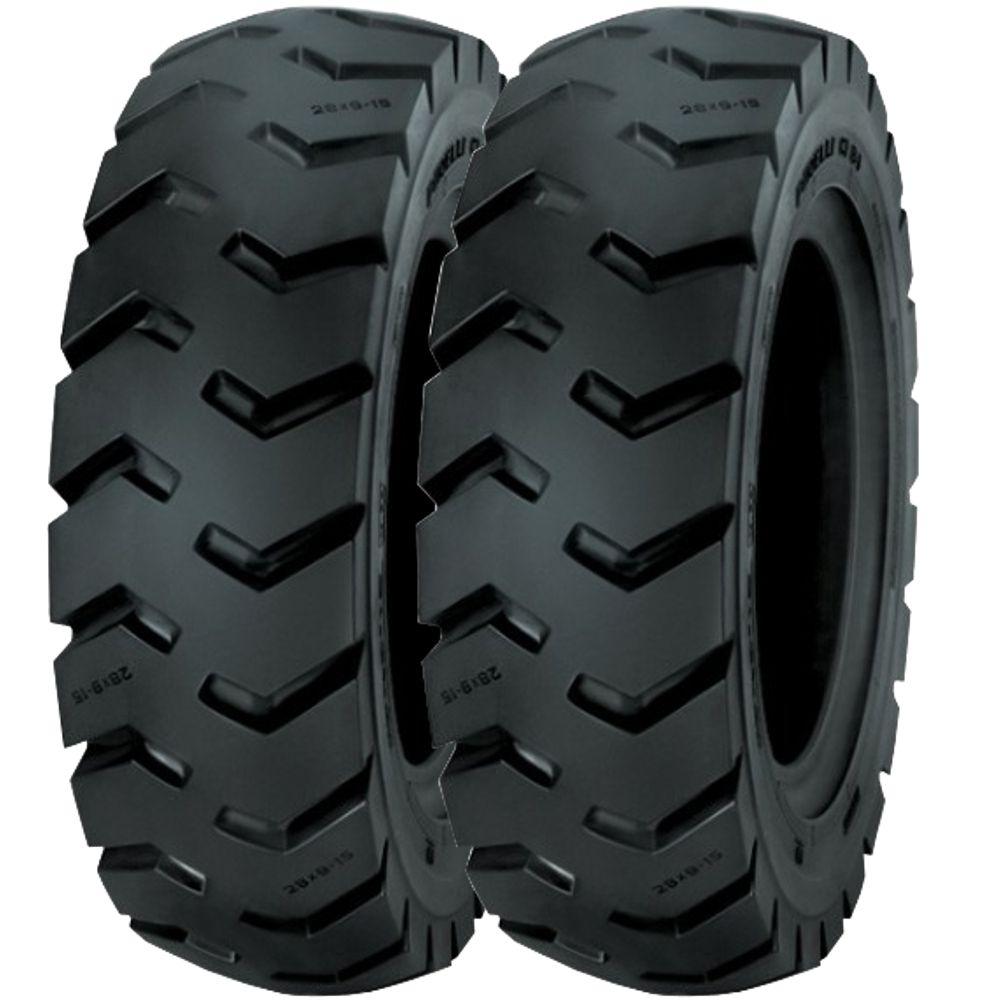 Combo 2 Pneus 700-12 Ci84 12 Lonas Tubetype Pirelli