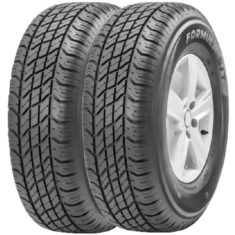 Combo 2 Pneus Chevrolet Blazer S-10 235/70r16 104t Formula S/T Pirelli