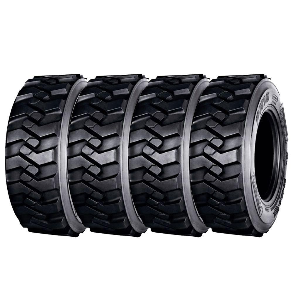 Combo 4 Pneus 12-16.5 Tubeless 10l Pn16 Pirelli