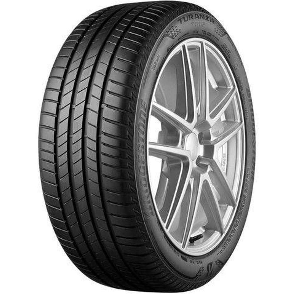 Combo 4 Pneus 205/50r17 93w Tubeless Turanza T005 Bridgestone