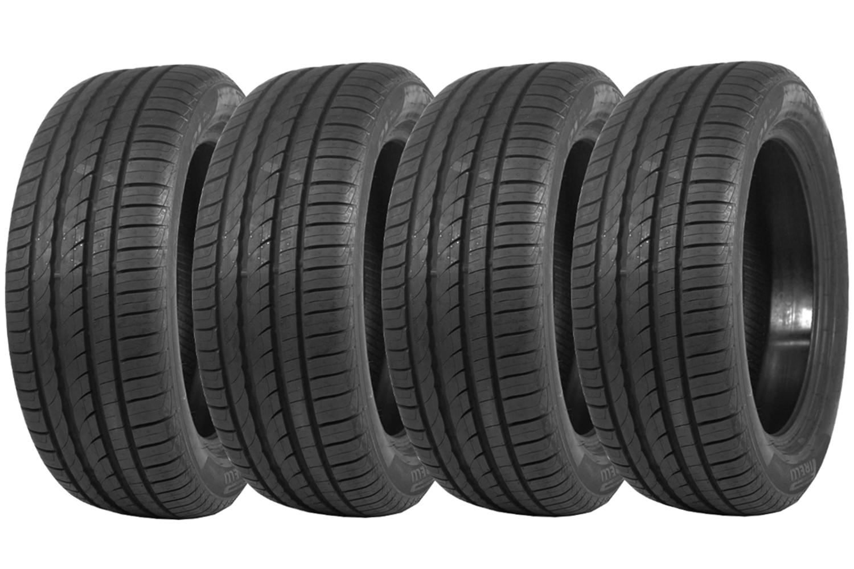 Combo 4 Pneus 215/45r17 91v Tubeless Cinturato P1 Plus Pirelli