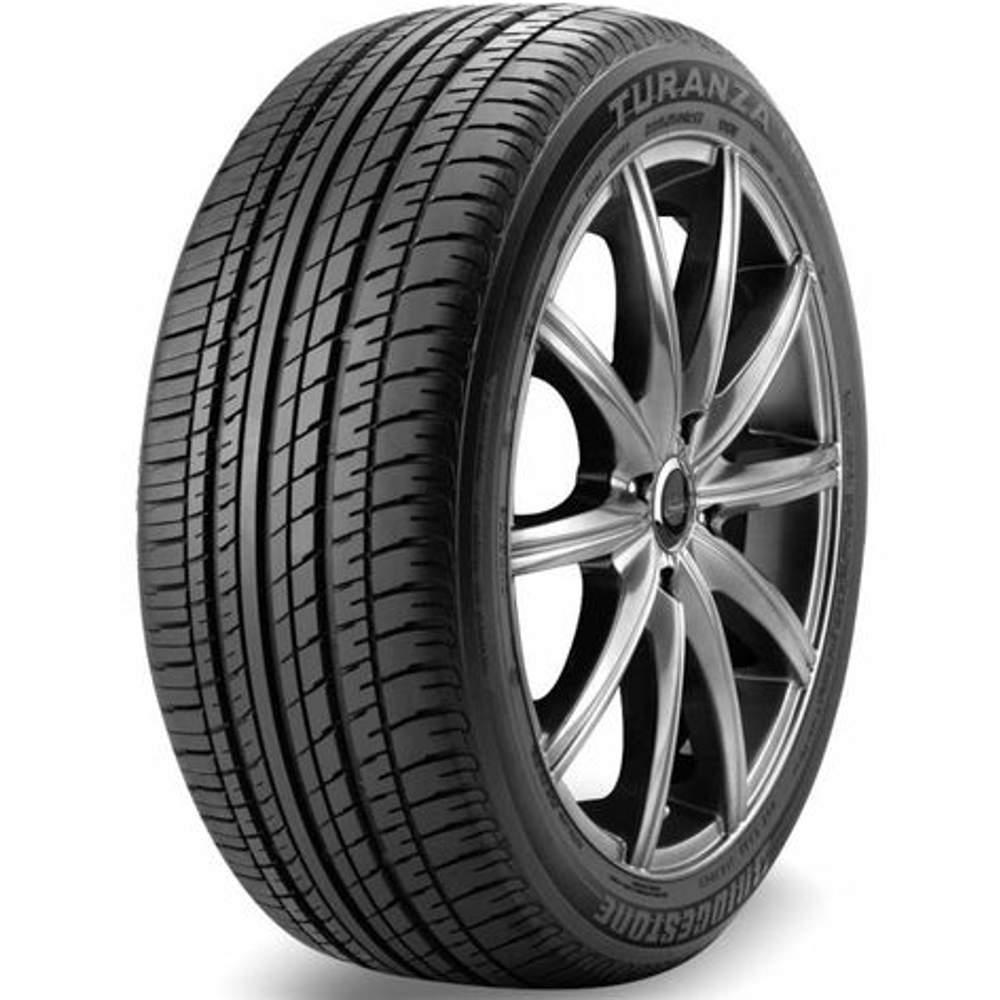 Combo 4 Pneus 215/55r17 94v Tubeless Turanza Er370 Bridgestone