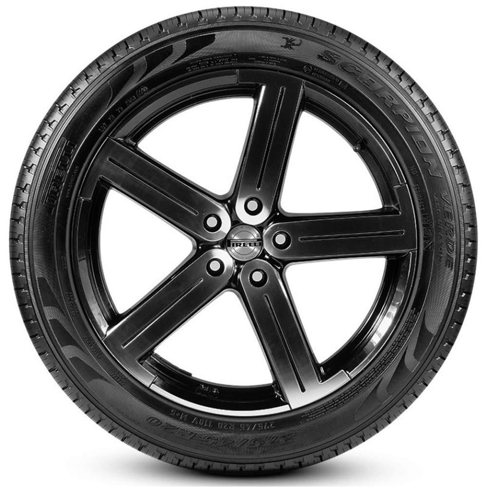 Combo 4 Pneus 215/65r16 Tl 102h Xl Scorpion Verde All Season Pirelli