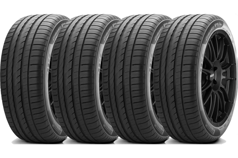 Combo 4 Pneus 225/50r17 98v Cinturato P1 Plus Pirelli