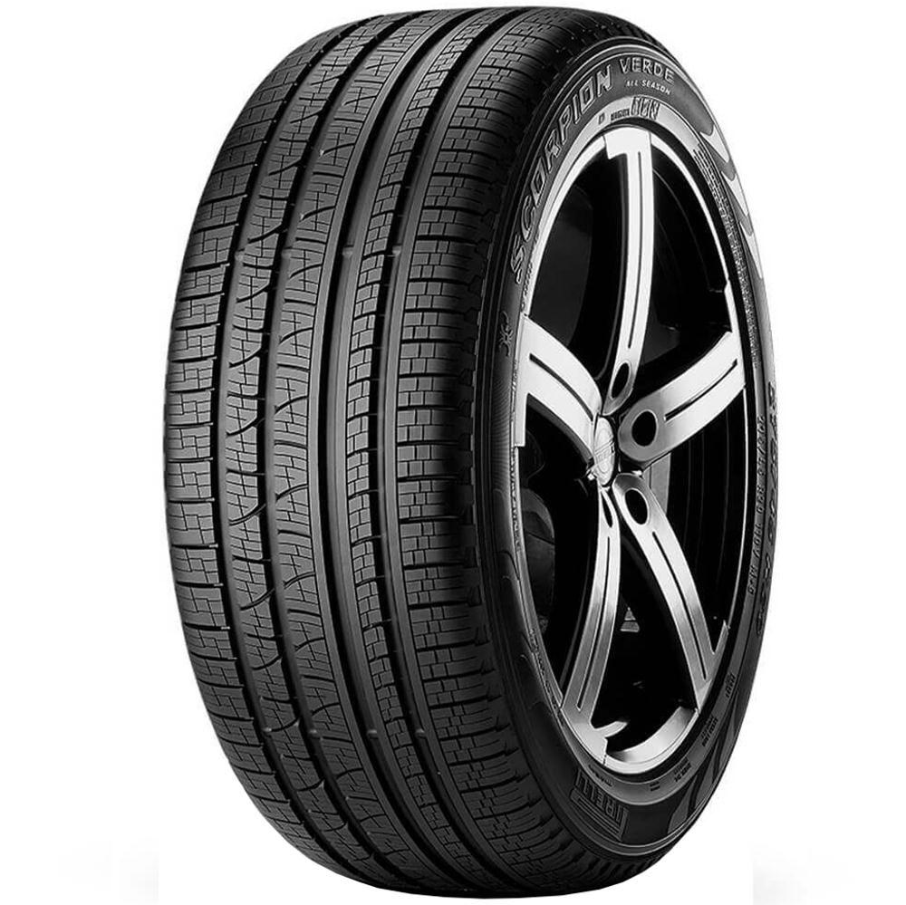 Combo 4 Pneus 225/55r18 Tubeless 98v Scorpion Verde All Season Pirelli