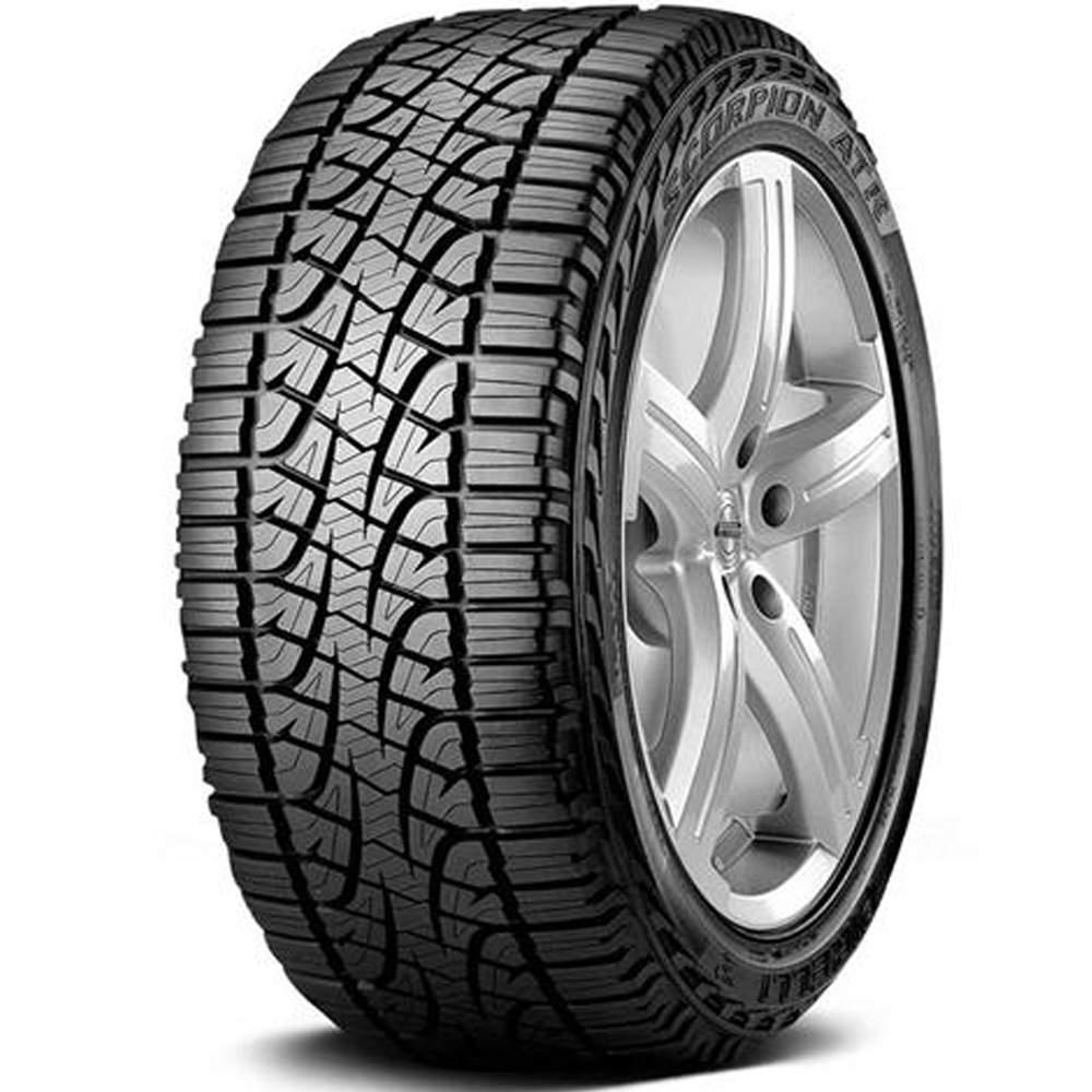 Combo 4 Pneus 255/65r17 Atr 110t Scorpion Atr Pirelli
