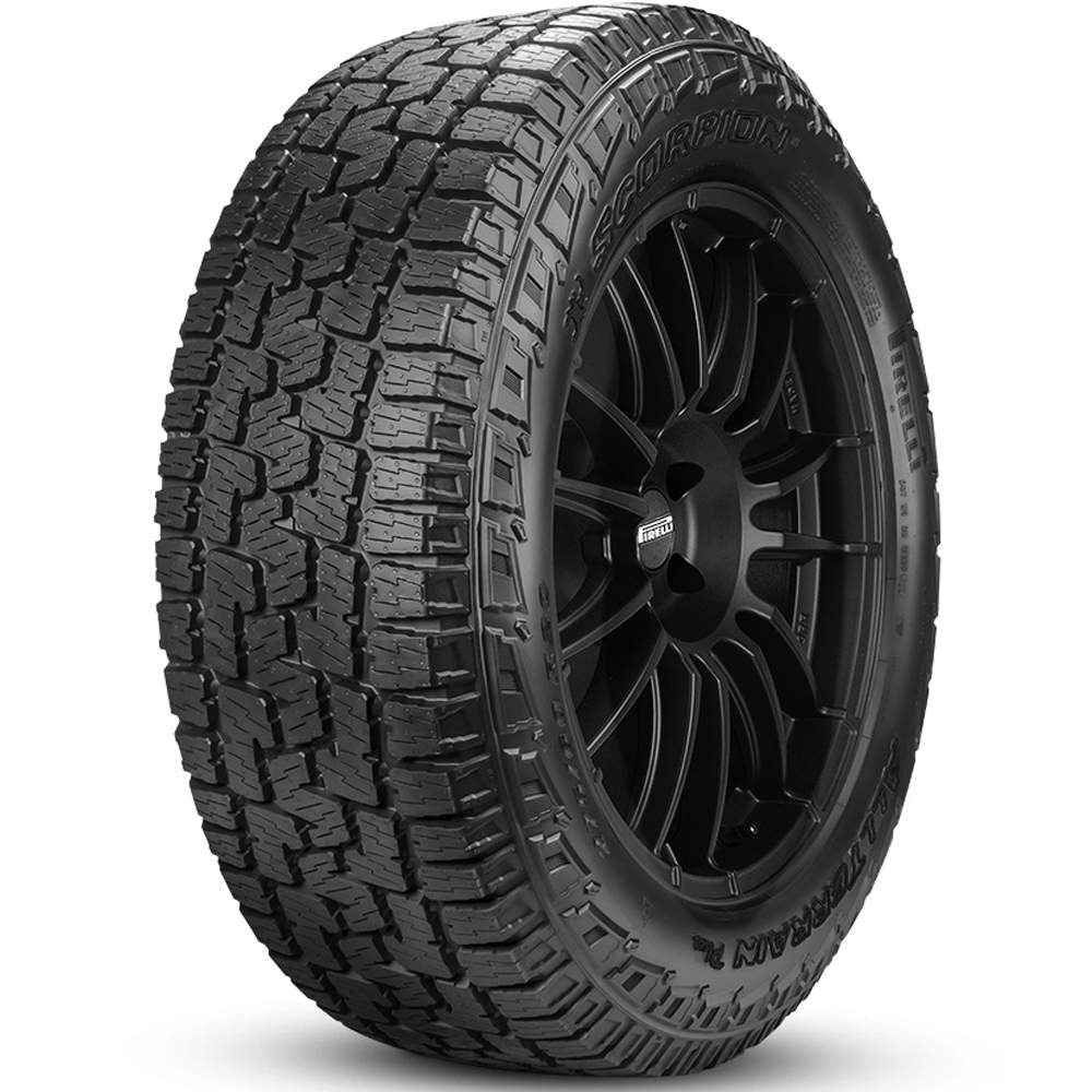 Combo 4 Pneus 265/70R17 At 121S Scorpion All Terrain Plus Pirelli