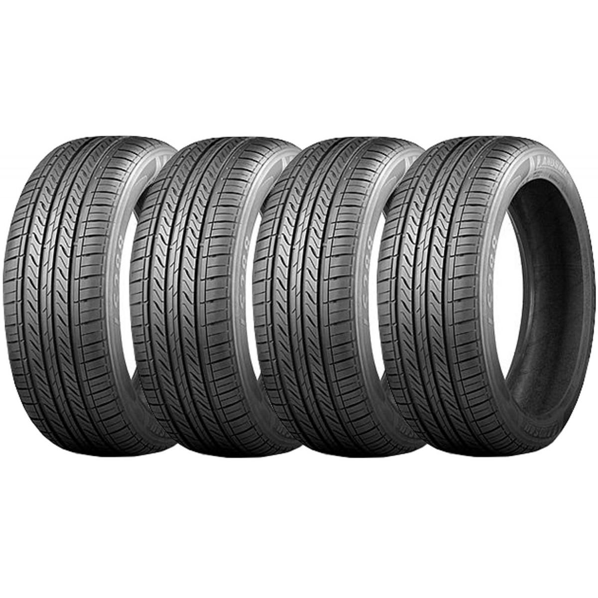 combo 4 pneus volkswagen polo 205 45r16 87w ls288 landsail martinense pneus. Black Bedroom Furniture Sets. Home Design Ideas