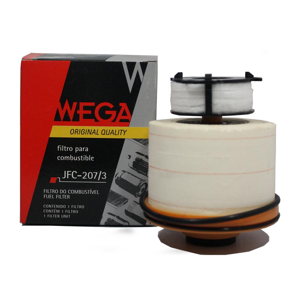 Filtro Combustivel Toyota Hilux 2.8 16v Tdi Jfc207/3 Wega