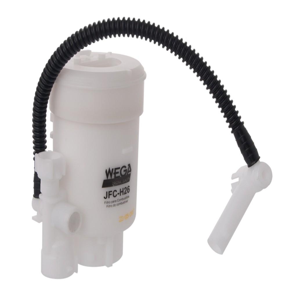 Filtro  De Combustível Azera 3.0 v6 24v 265Cv 2012 Jfch26 Wega