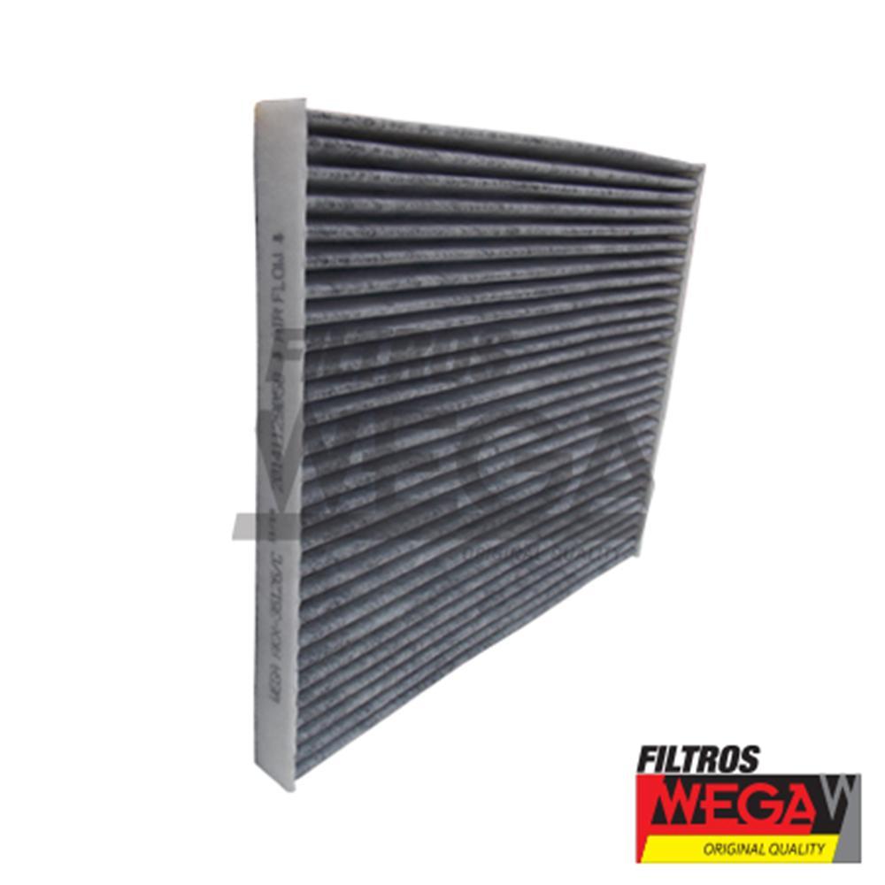 Filtro de Ar Condicionado Cabine Akx35126/C Wega Ford Fusion 2.0 16v