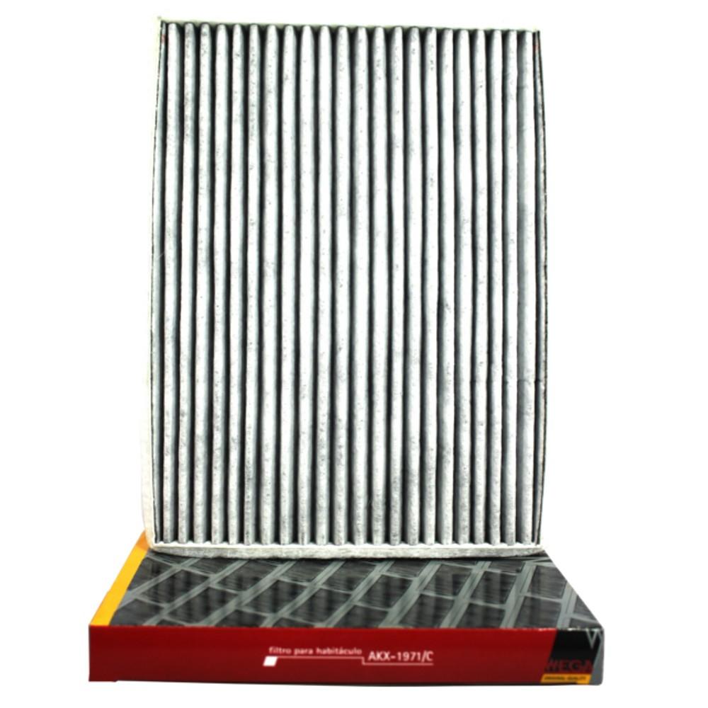 Filtro de Ar Condicionado Cabine Grand Vitara 2.0 16V Carvão Ativado Akx1971/C