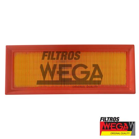 Filtro de Ar Motor Fiat Cinquecento 1.4 8v Flex Fap5311Wega