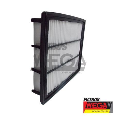 Filtro de Ar Motor Ssangyong Actyon 2.0 16v Diesel Jfas04 Wega