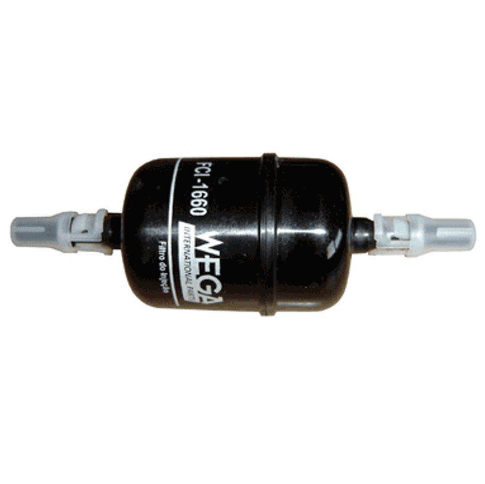 Filtro de Combustível Argo Toro Strada Corolla Corsa Celta Fci1660 Wega