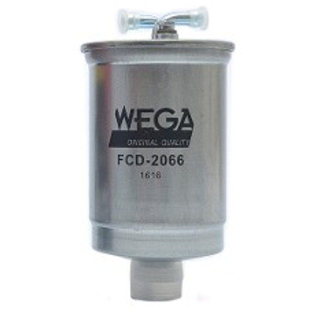 Filtro De Combustível F250 4,2 Diesel GM S10 2.8 Diesel MWM Troller T4 2.8 MWM Fcd2066 Wega