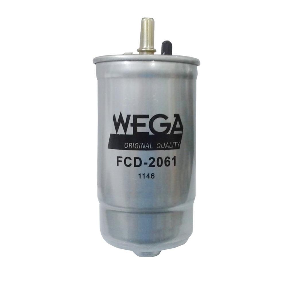 Filtro De Combustível Troller Pantanal 3.0 T4 3.0 Ford Ranger 3.0 FCD2061 Wega