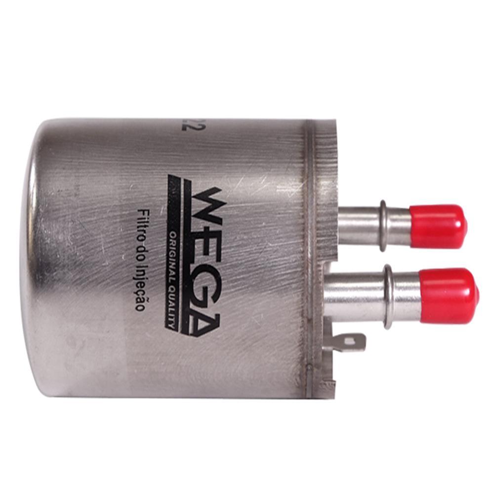 Filtro de Combustível Sonic 1.6 16v Flex Power Fci1122 Wega