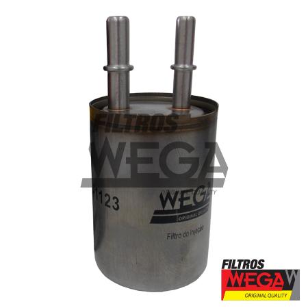 Filtro de Combustível Tracker 1.8 16v Flex Fci1123 Wega
