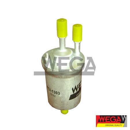 Filtro de Combustível Volkswagen Jetta 2.0 2.5 8v 20v Fci1303 Wega