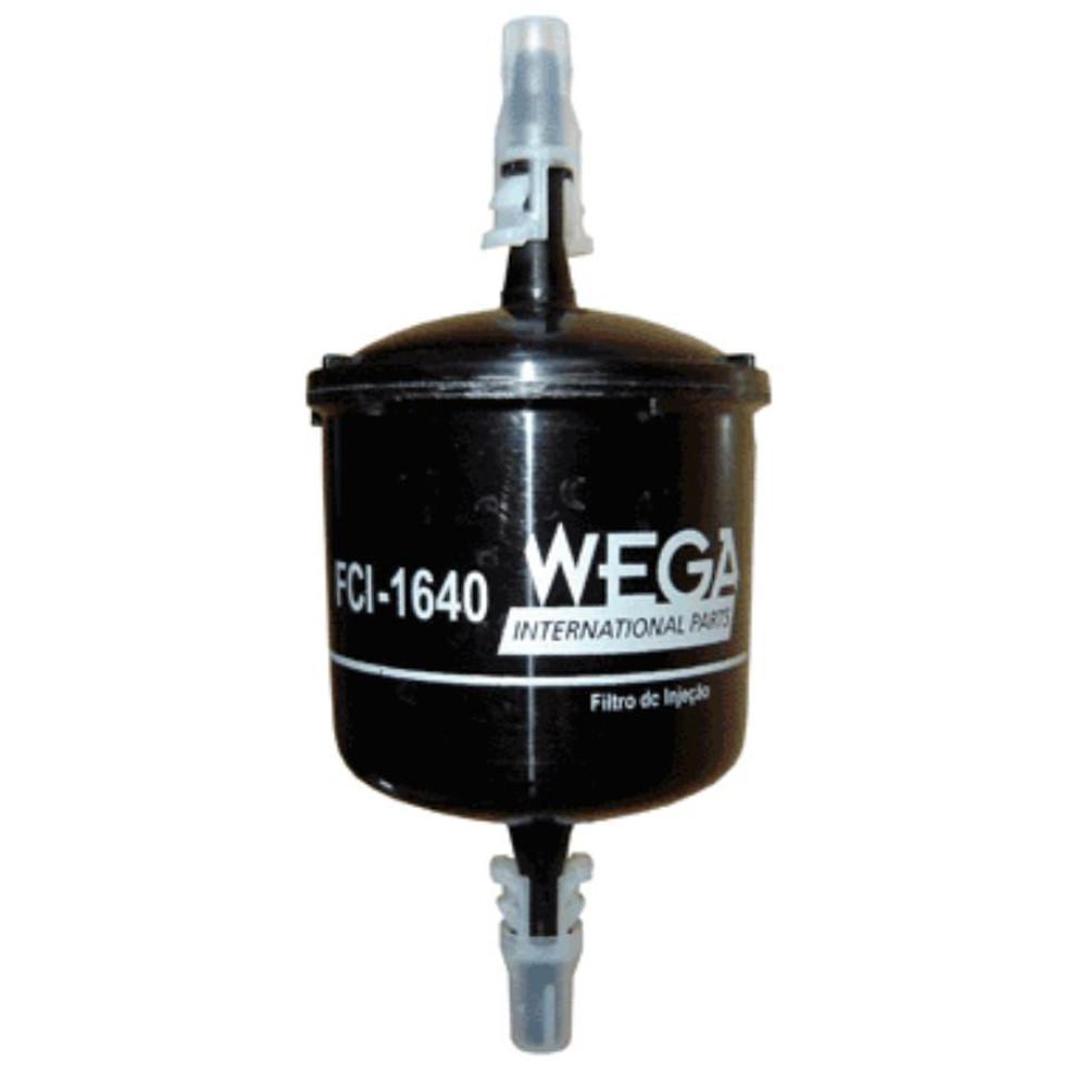 Filtro de Combustível Gol Logus Parati Pointer Santana Pampa Royale Taurus Versallies Fci1640 Wega